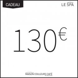 CARTE CADEAU 130€