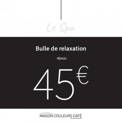BULLE DE RELAXATION
