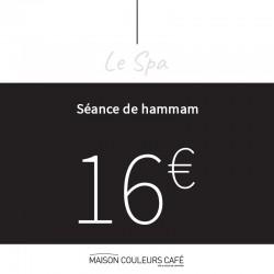 SÉANCE DE HAMMAM
