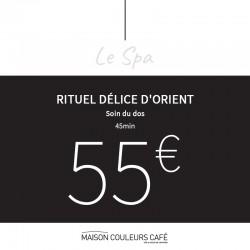RITUEL DÉLICE D'ORIENT