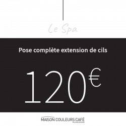 POSE EXTENSION CILS