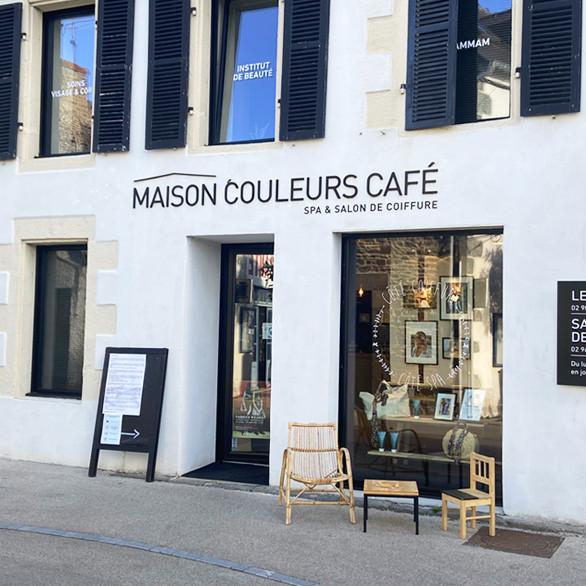 coiffeur binic st brieuc maison couleurs cafe